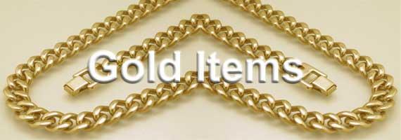 ゴールド製品