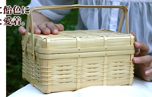 ピクニックバスケット