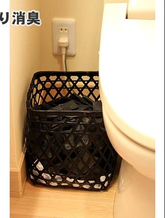 トイレの臭い取り