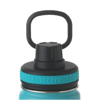 タケヤ メーカー公式  水筒 0.7L 24oz ステンレスボトル タケヤフラスク オリジナル 700ml サーモフラスク 直飲み 保冷専用 キャリーハンドル仕様 TAKEYA|takeya-official|14