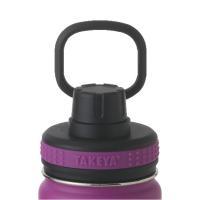 タケヤ メーカー公式 水筒 0.4L 14oz ステンレスボトル タケヤフラスク オリジナル 400ml サーモフラスク 直飲み 保冷専用 キャリーハンドル仕様 TAKEYA|takeya-official|13
