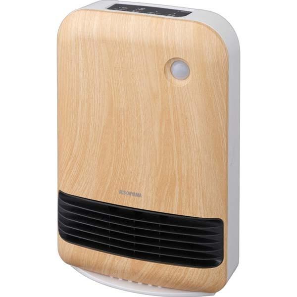 ファンヒーター 小型 セラミックヒーター 人感センサー付き大風量セラミックファンヒーター 木目調 PDH-1200TD1-T アイリスオーヤマ|takuhaibin|22