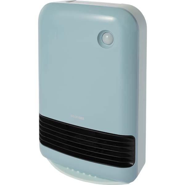 ファンヒーター セラミック 小型 おしゃれ 人感センサー付き大風量セラミックファンヒーター PDH-1200TD1-P・W・A アイリスオーヤマ|takuhaibin|24