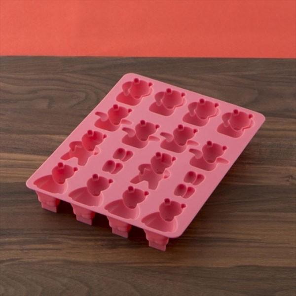 貝印 タルトカップでお風呂チョコ型 クマ 000DL8022【D】