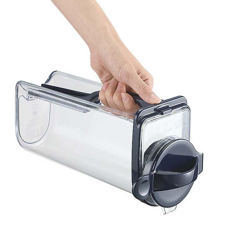 水差し飲み物ジュースキッチン用品タテヨコ・ハンドル付ピッチャー2.2L岩崎工業