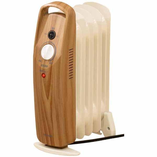 オイルヒーター 電気代 省エネ 安い ヒーター オイルストーブ 小型 ミニオイルヒーター POH-505K-W アイリスオーヤマ 暖房 500W トイレ用 室内用 takuhaibin 23