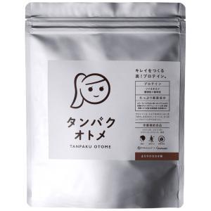 タンパクオトメ 260g プロテイン ホエイ ソイ 女性のための美容専門 葉酸 ビタミン 送料無料|tamachanshop|14