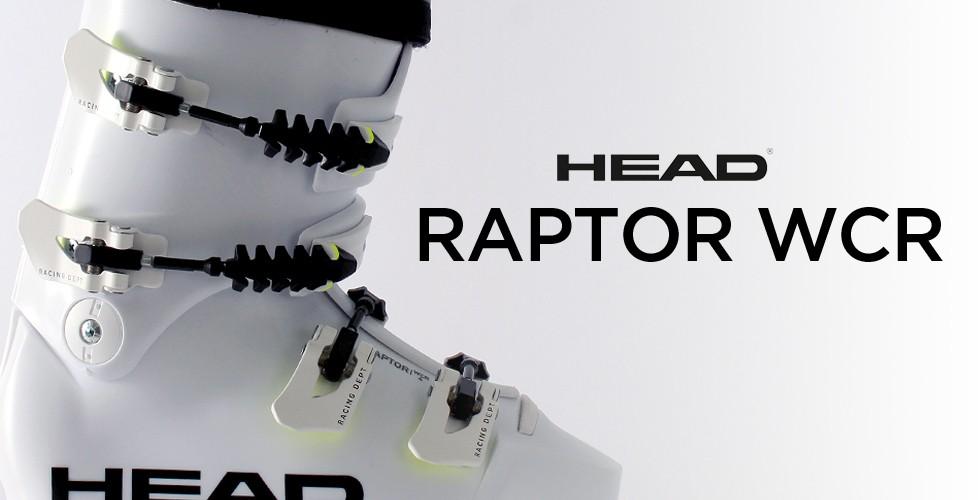 HEAD RAPTOR WCR