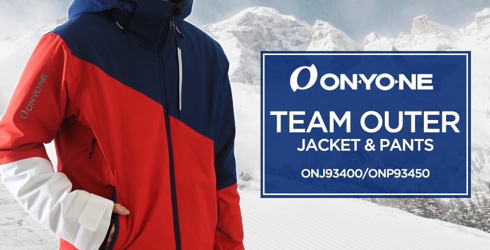 オンヨネ チーム スキーウェア