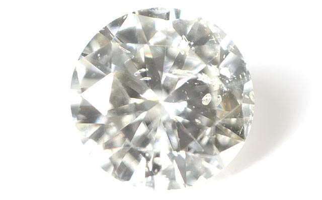 六角形(ヘキサゴナル・モディファイド・ブリリアント・カット)ダイヤモンド画像