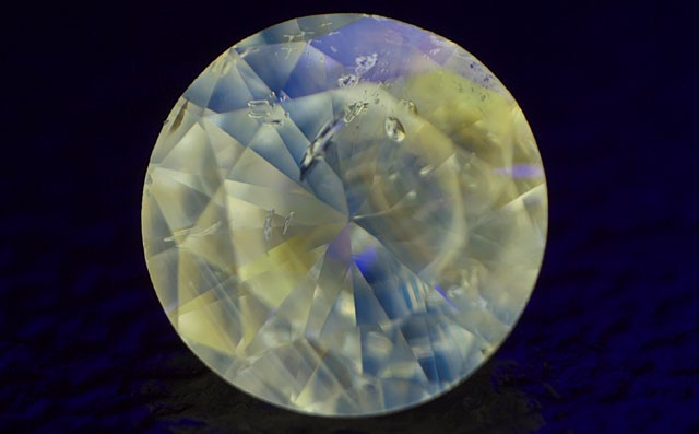 六角形(ヘキサゴナル・モディファイド・ブリリアント・カット)ダイヤモンド, 画像