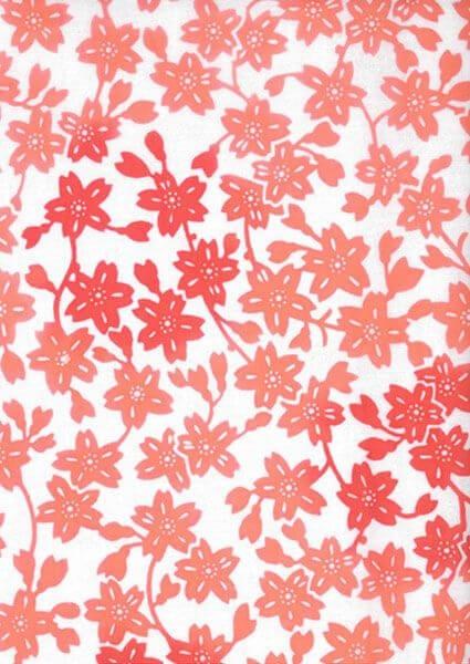 手拭い 枝桜(ピンク) (てぬぐい えだざくら)