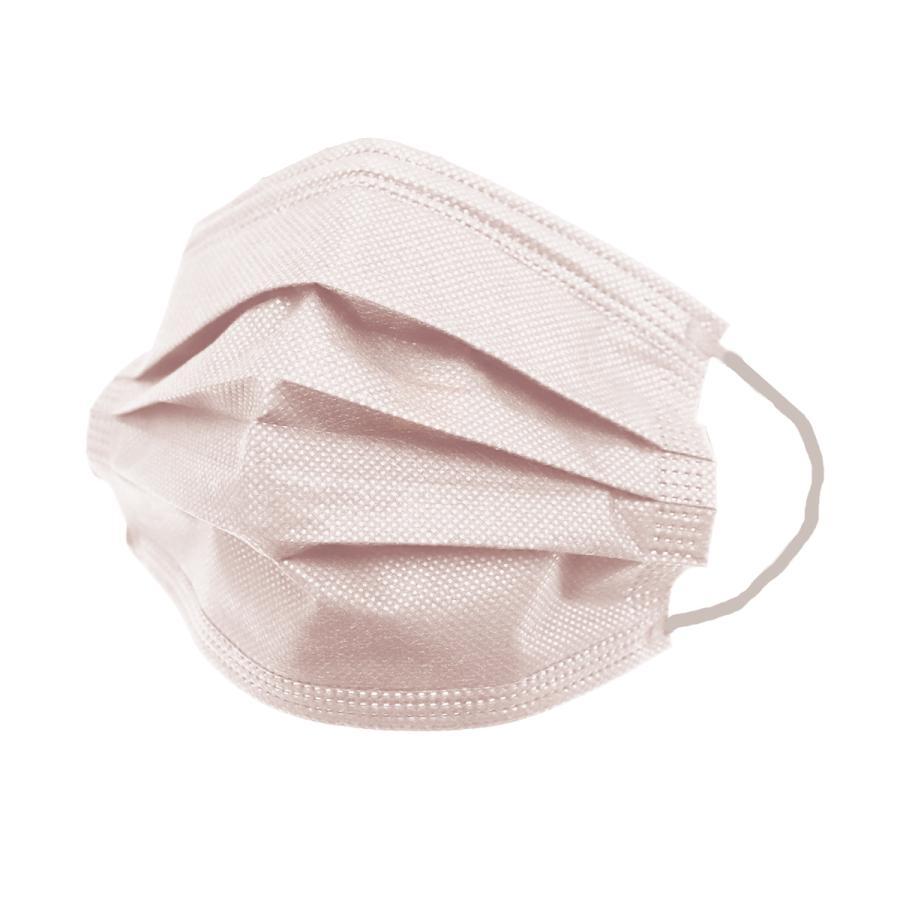 マスク 50枚 血色 ZIP! めざましテレビで紹介 不織布マスク やわらか ふつうサイズ  10枚ずつ個包装  WEIMALL製 オリジナル 両面カラー 平ゴム 小顔 予31|tantobazarshop|25
