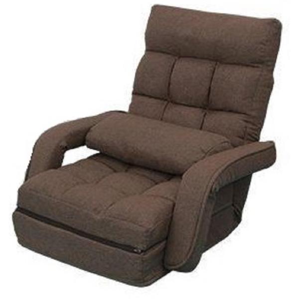 座椅子 リクライニング 肘掛付き ソファ おしゃれ クッション付き|tantobazarshop|12