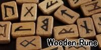 木製ルーン