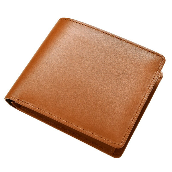 財布 二つ折り財布 日本製 本革 ボックスカーフ 小銭入れ付き (全3色) TAVARAT Tps-072  ラッピング無料|tavarat|21