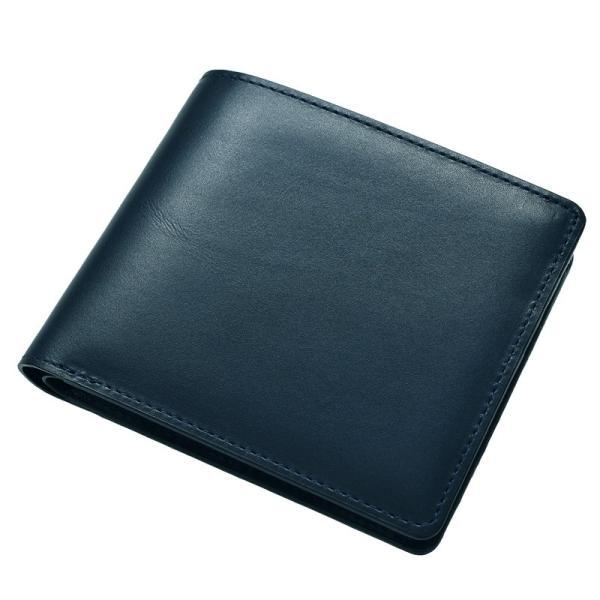財布 二つ折り財布 日本製 本革 ボックスカーフ 小銭入れ付き (全3色) TAVARAT Tps-072  ラッピング無料|tavarat|22