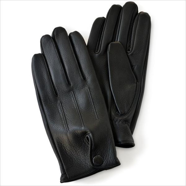 手袋 メンズ 日本製 鹿革 ディアスキン 防水 撥水 透湿 TAVARAT Tps-027  ラッピング無料|tavarat|12
