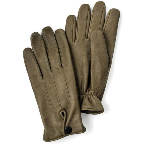 手袋 メンズ 日本製 鹿革 ディアスキン 防水 撥水 透湿 TAVARAT Tps-027  ラッピング無料|tavarat|14