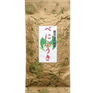 べにふうき茶 緑茶 お試し品 鹿児島産 茶葉100g粉末40g お茶 送料無料 tea-sanrokuen 11