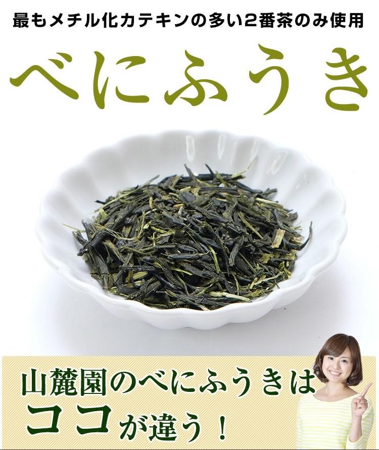 べにふうき緑茶とは?