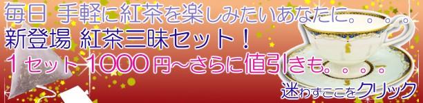 紅茶三昧ティーバッグ 30個 1000円ポッキリ♪