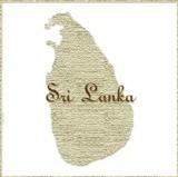 スリランカ地図