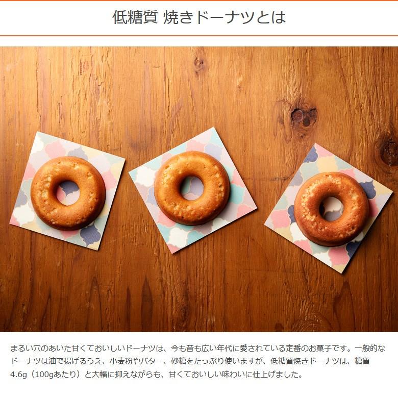 低糖質 焼きドーナツとは/低糖質/糖質制限/糖質制限ダイエット/置き換えダイエット/糖質オフ/糖質カット/低GI