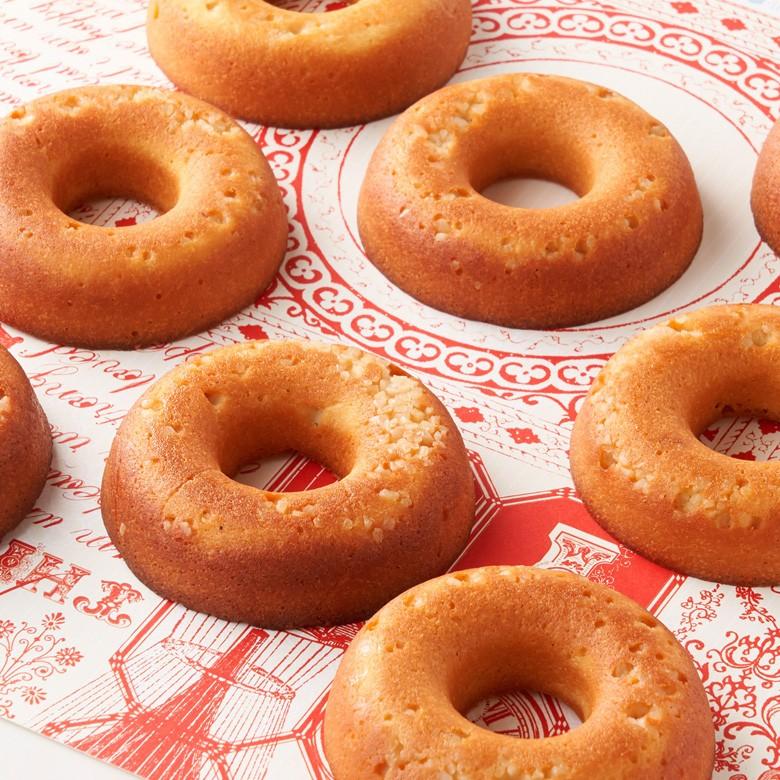 低糖質 焼きドーナツ/低糖質/糖質制限/糖質制限ダイエット/置き換えダイエット/糖質オフ/糖質カット/低GI