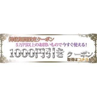 【掲載期間限定】5万円以上お買い上げで使えるクーポン