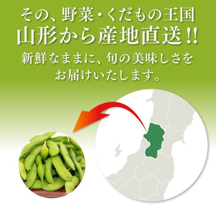 その、野菜・くだもの王国山形から産地直送!!新鮮なままに、旬の美味しさをお届けいたします。