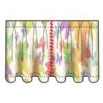 通常のカーテンの場合の 巾継ぎについて
