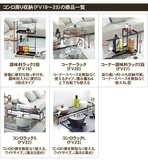 コンロ周り収納(FV19〜23)の商品一覧