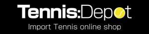テニスデポ ロゴ