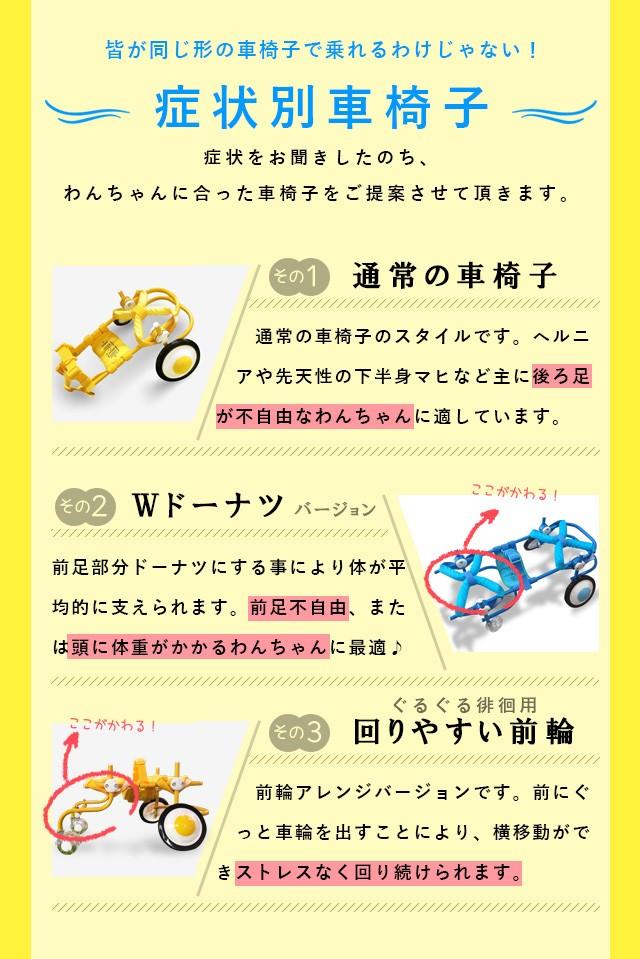 車いす選び1