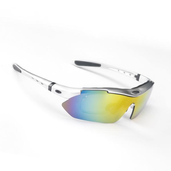 スポーツサングラス 偏光 メンズ レディース ケース付き 超軽量 UVカット ゴルフ サイクリング 自転車用 野球 釣り XTSG18SS|tfashion|13