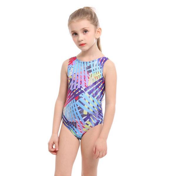 子供用 水着 スクール水着 キッズ ジュニア 女の子 競泳水着 フィットネス 練習用 おしゃれ スイムウェア 9528|tfashion|13