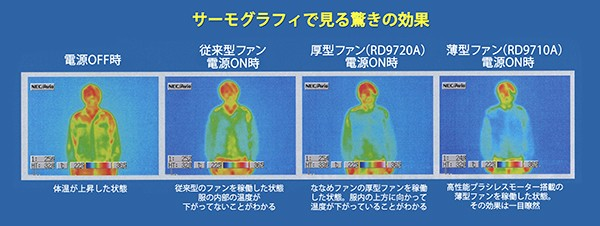 073-4空調服ブルゾン