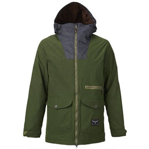 送料無料 60%OFFセール / 15-16 BURTON / Cambridge Jacket / バートン スノーウエア ジャケット ケンブリッジ ジャケット / 130691|thebari|09