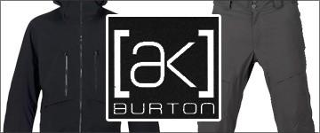 BURTON akシリーズ