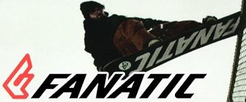 ファナティック スノーボード