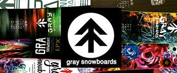 グレイスノーボード