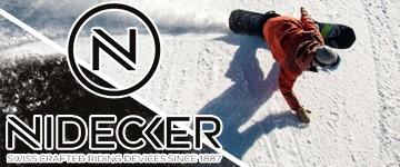 ニデッカー スノーボード