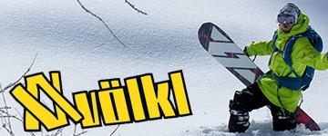 フォルクル スノーボード