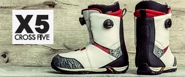 クロスファイブ ブーツ