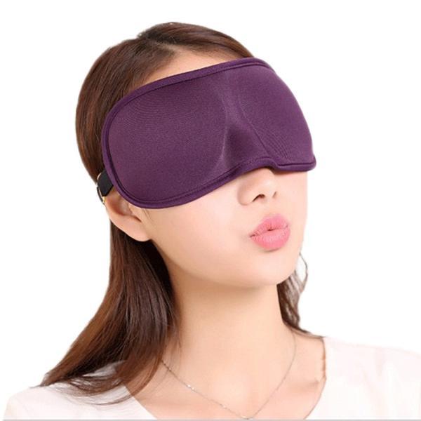 立体型 アイマスク 3Dアイマスク リバーシブル立体型で目を圧迫しない マイメイクが崩れにくい 旅行用品 旅行便利グッズ 海外旅行グッズ 安眠 セール|thebest|10