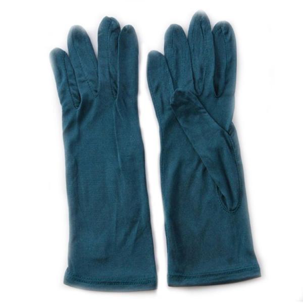 シルク手袋 100%シルク 保湿 手ぶくろ 手湿疹や手荒れに最適 セール|thebest|10