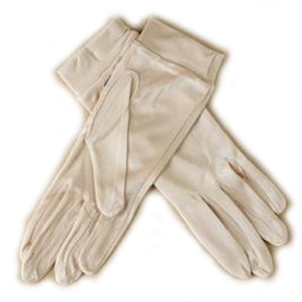 シルク100%手袋 日除けテブクロ 紫外線防止 手湿疹や手荒れに最適なシルク手袋 セール thebest 11