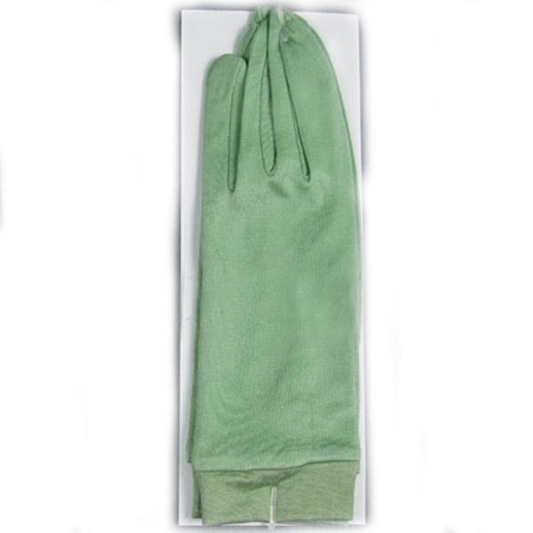 シルク100%手袋 日除けテブクロ 紫外線防止 手湿疹や手荒れに最適なシルク手袋 セール thebest 08