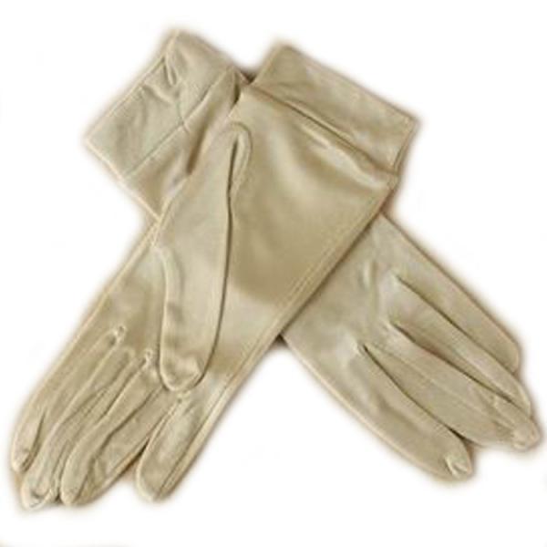 シルク100%手袋 日除けテブクロ 紫外線防止 手湿疹や手荒れに最適なシルク手袋 セール thebest 12